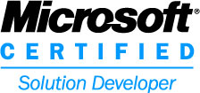 MCSD(Microsoft Certified Solution Developer)