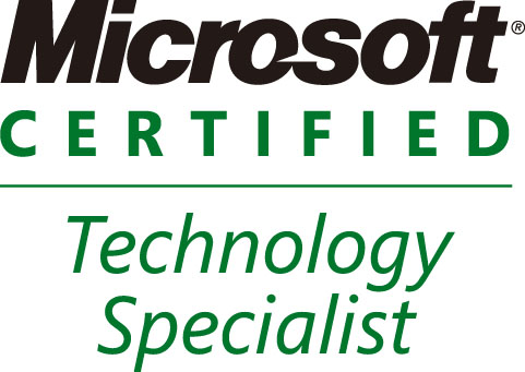 MCTS(Microsoft Certified Technology Specialist)